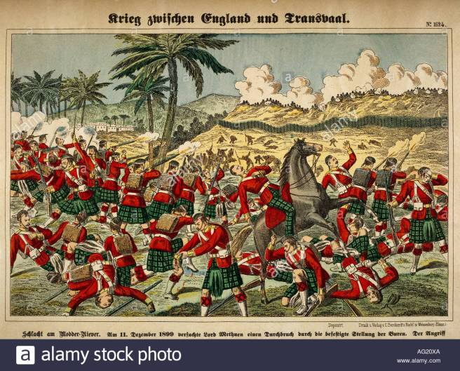 events-second-boer-war-1899-1902-battle-at-modder-river-11121899-colored-ag20xa